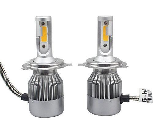 2 pcs auto led kopflampe gogo roadless 60 w 3800lm h7 6000 k led scheinwerfer lampe kits cob. Black Bedroom Furniture Sets. Home Design Ideas