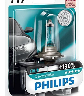 philips x tremevision 130 h7 scheinwerferlampe 12972xv. Black Bedroom Furniture Sets. Home Design Ideas